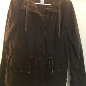 Navy jacket us 6